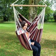 Quality hammock chair beyond the usual. DVT558