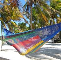 King Size Special Hammock in color combinations. No. 7 size XXXL