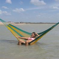 Swimmingpool Hammock in nylon