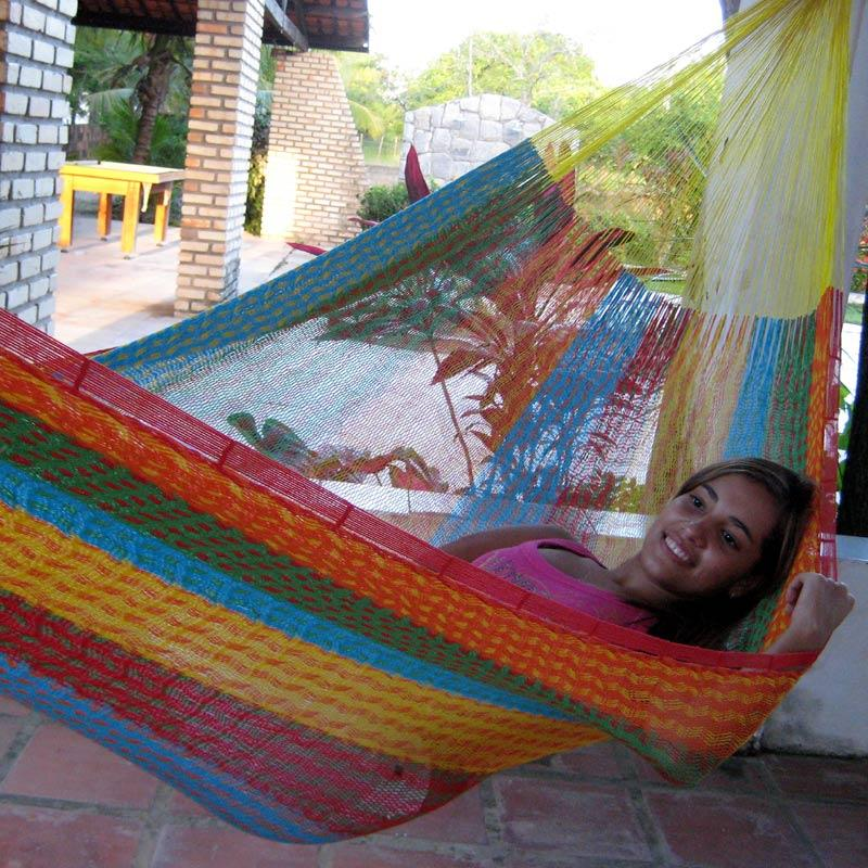 Good hammock to bring along on travel