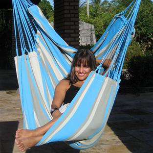 Outdoor Hammock Chair PRO - Pastel Colors