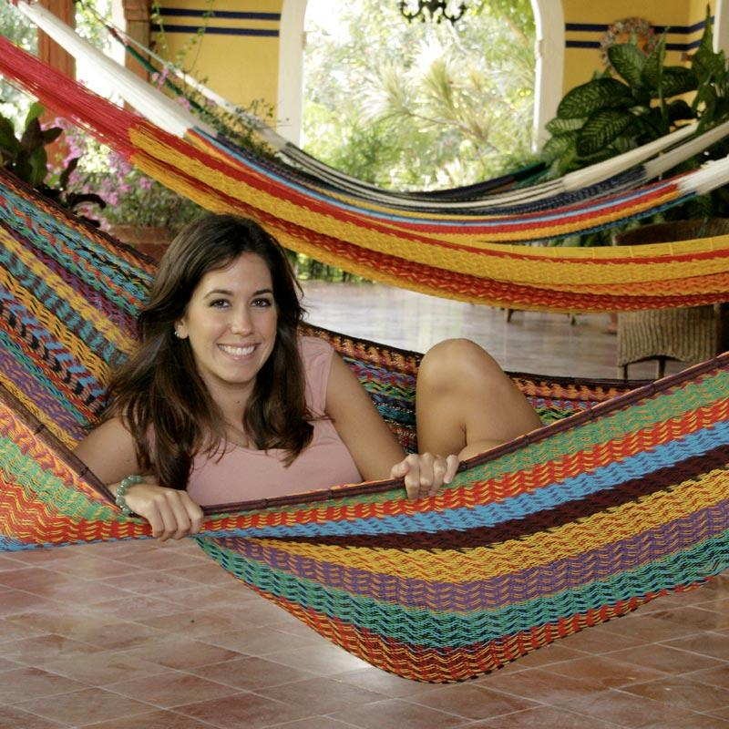 Hammock for fun play