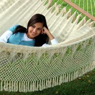 Excellent hammock in decorative style